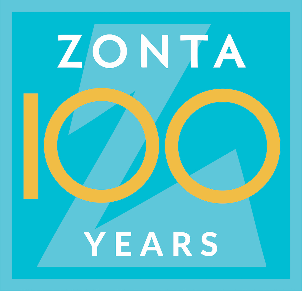 Zonta International's 100 Year Logo