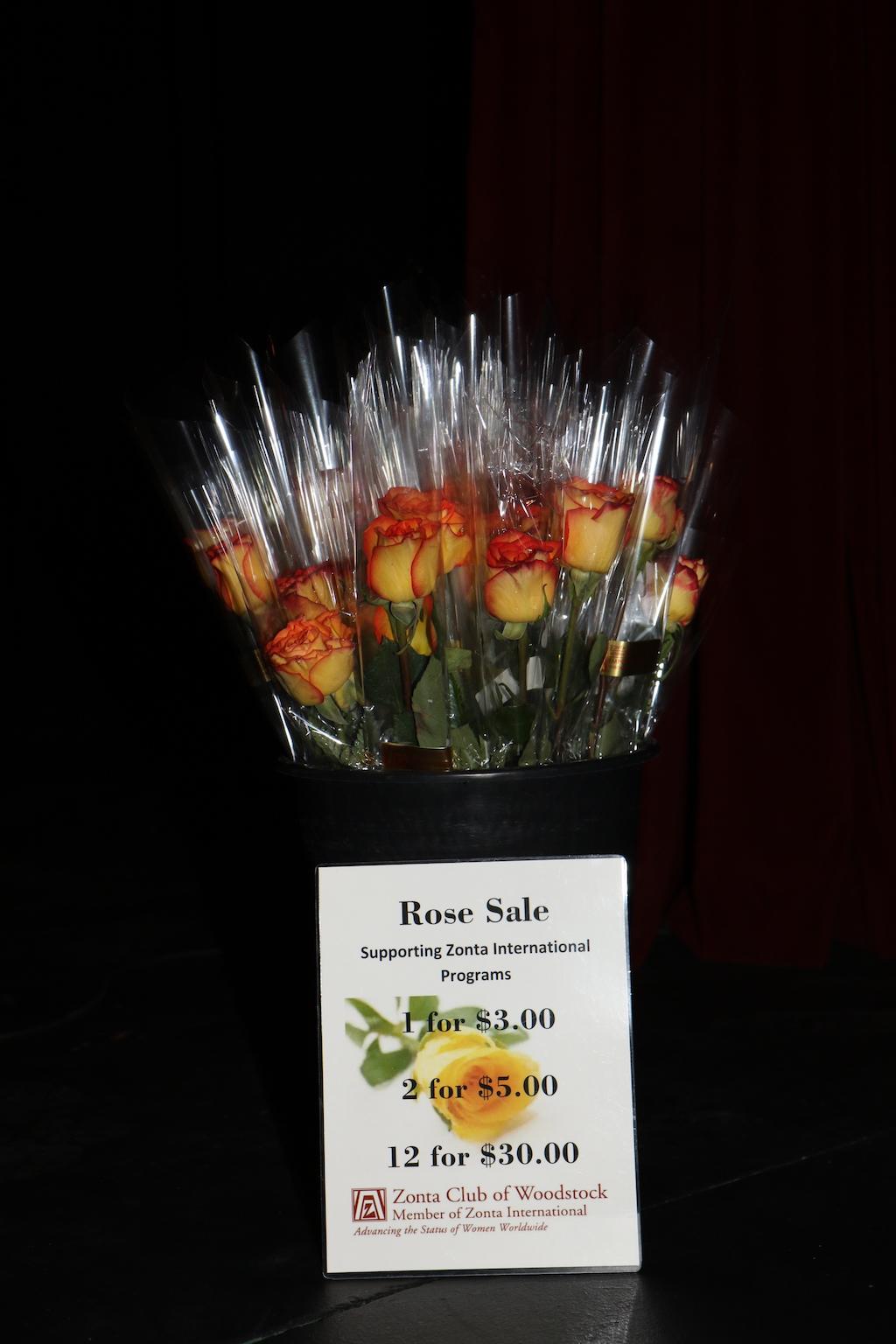 Woodstock Zonta Roses for Saling Price