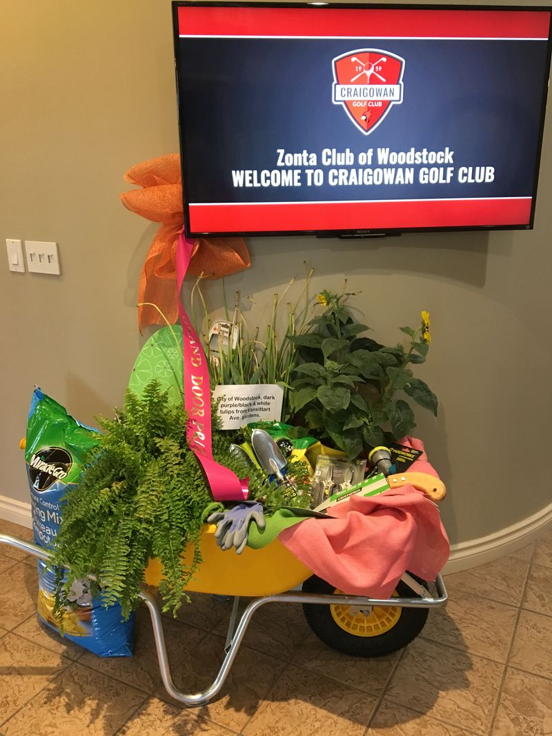 Zonta Golf Classic Grand Prize