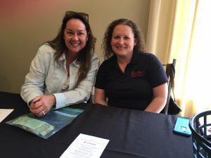 Zonta Golf Classic Scotiabank Volunteers