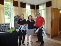 Zonta Golf Classic Scotiabank Volunteers