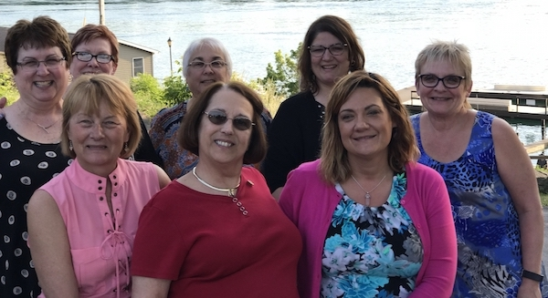 2018 - 2020 Zonta District 4 Elected Officers