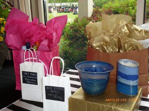 Zonta Golf Classic Prize Table Items