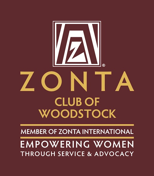 Zonta Club of Woodstock Logo