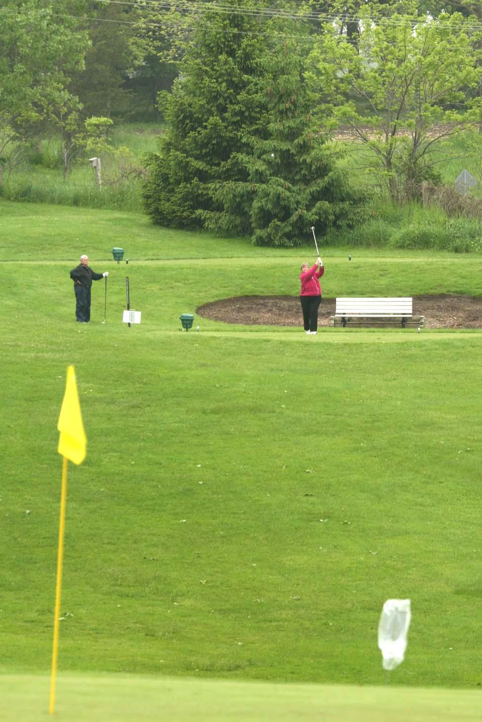 Zonta Golfers at Craigowan