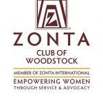Zonta Club of Woodstock Logo
