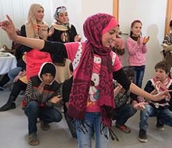 Women & Girls Dancing, Zonta International