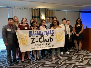 Students Have Zonta Clubs of Their Own