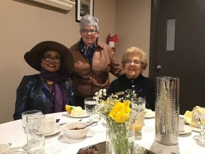 Woodstock Zontians at Guelph 40th Anniversary Dinner